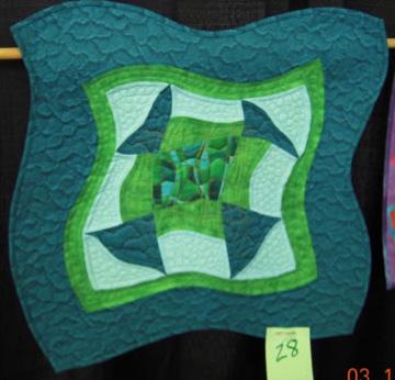 miniature quilt auction, dallas quilt show