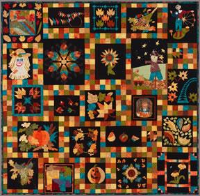 keeper quilt, feelings of fall