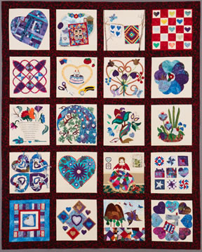 keeper quilt, i heart quilts