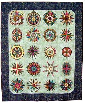 keeper quilt, dallas wind rose